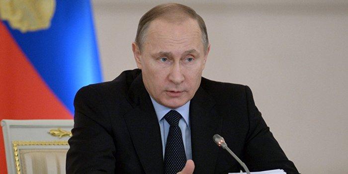 Путин пообещал разобраться с директором украинской библиотеки