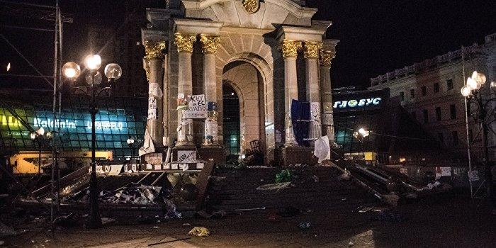 «Онижедети» заблокировали Кабмин
