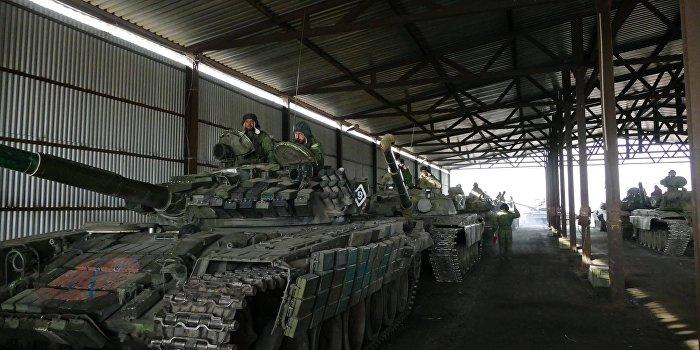 ДНР готовится к наступлению ВСУ на Новый год