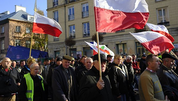 Der Standard: Главной проблемой Европы в 2016 году станет Польша, а не Украина