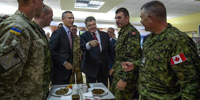 Указ Порошенко о допуске на Украину иностранных войск противоречит Минску-2