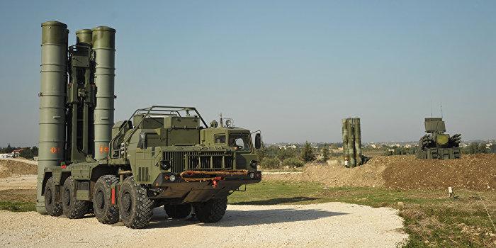 Главком ВКС: С-400 навел порядок в небе над Сирией