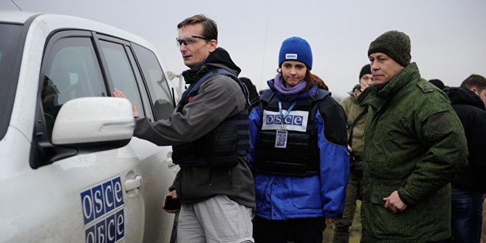 Басурин и наблюдатели ОБСЕ попали под снайперский огонь ВСУ