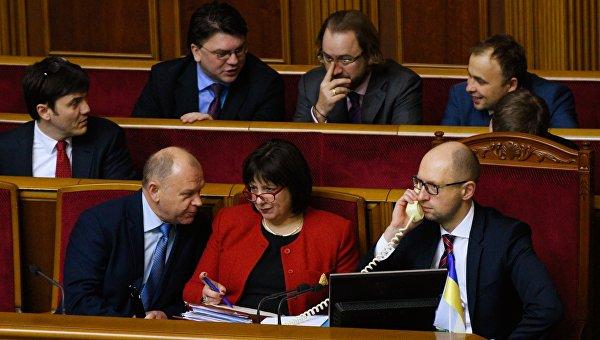 Почему на Украине бюджет принимают ночью