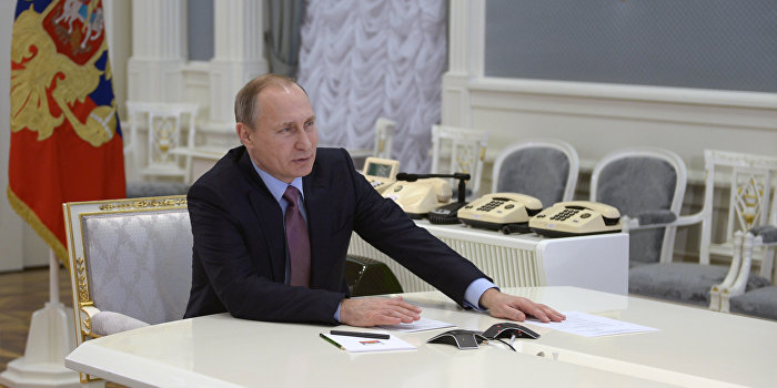 Путин подписал указ о санкциях в отношении Турции