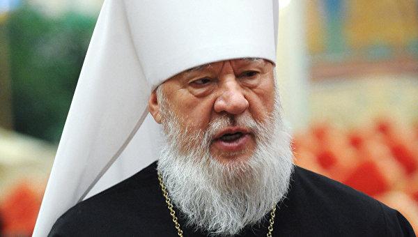 Одесский митрополит заявил о массовых грабежах православных храмов