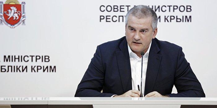 Аксенов обещает до Нового года провести кадровые чистки