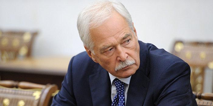 Кучма: Назначение Грызлова - повышение уровня представительства России
