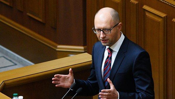 Яценюк уповает на падение цены на газ до $200