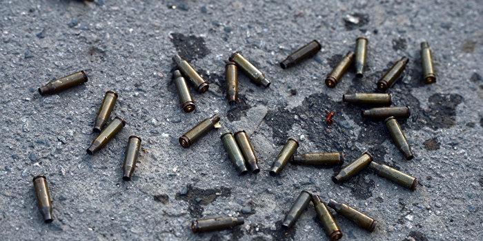 В Киеве расстреляли полицейских
