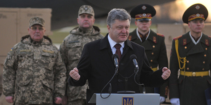 Порошенко дал СНБО три месяца на план возвращения Крыма