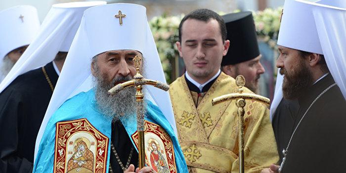 Митрополит Киевский отказался переводить богослужение на украинский язык