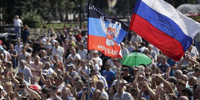Жебривский: Украинизировать Донбасс невозможно
