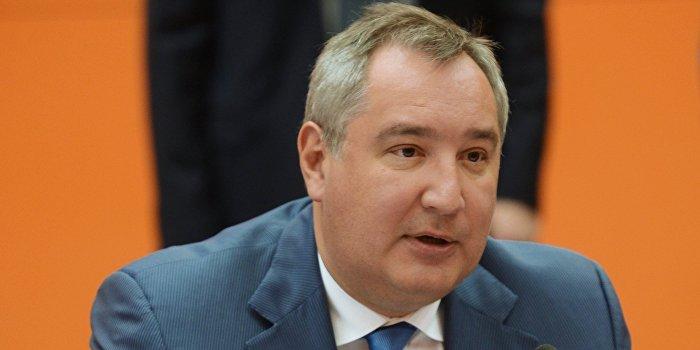 Рогозин: Украина будет встречать нас с цветами