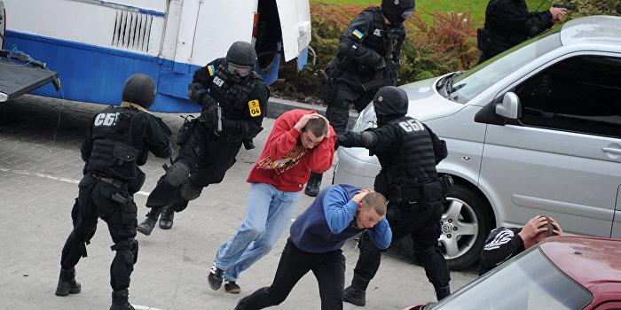 СБУ устроила погоню со стрельбой в Киеве