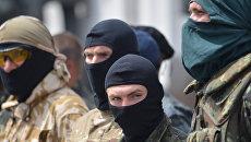 Кто разоружит незаконные вооруженные формирования?