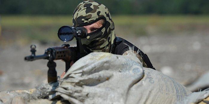 В ЛНР сообщили об убийстве троих украинских диверсантов