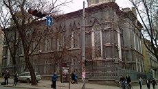 Разрушение истории на Украине: уникальный архив Одессы может быть уничтожен