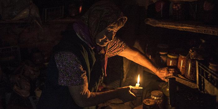 Тарифы на электроэнергию на Украине выросли на четверть