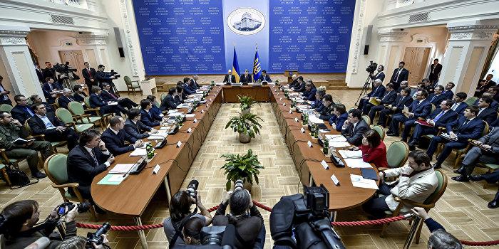 Украинским чиновникам запретили критиковать власть