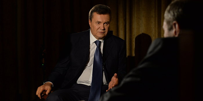 ГПУ приготовила Януковичу «сексуальный подарок»