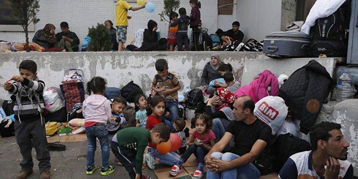НАТО обвиняет Россию и Сирию в создании миграционного кризиса