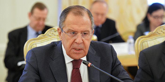 Лавров заявил о грубых нарушениях прав человека на Украине