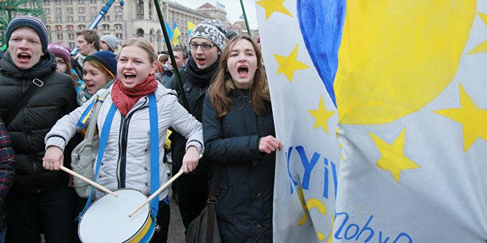 Евроинтеграция состоялась: украинцев допустили в конец пищевой цепочки