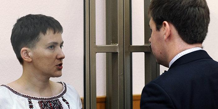 Адвокат: По Савченко будет политическое решение