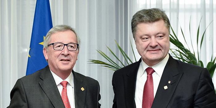 Председатель Еврокомиссии: Украину не примут в ЕС и НАТО в ближайшие 20-25 лет