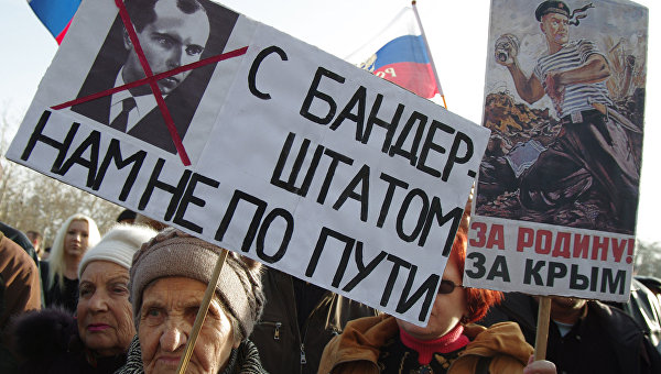Марков: Весной 2014 года Одесса и Харьков встречали бы российскую армию цветами