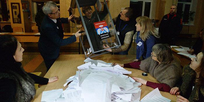 Корнилов: Киев боится выборов в Донбассе