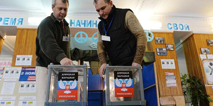 ДНР: Проведем выборы в любом случае