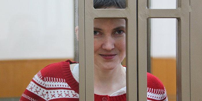 Савченко собралась умереть