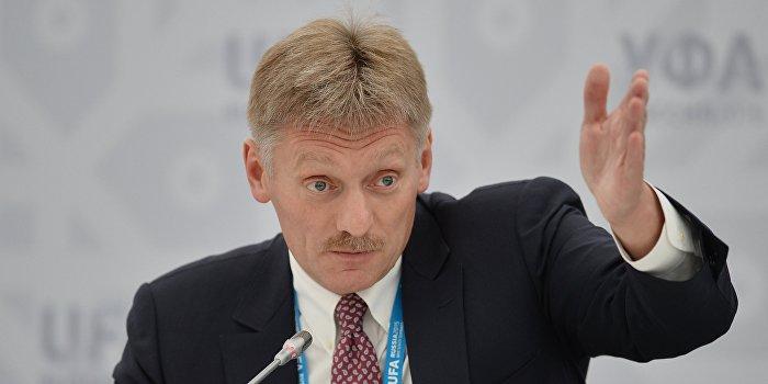Песков: Из-за Киева встреч «нормандской четверки» не будет