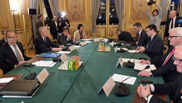 «Нормандская четверка» в Париже: Киев на пути к изоляции