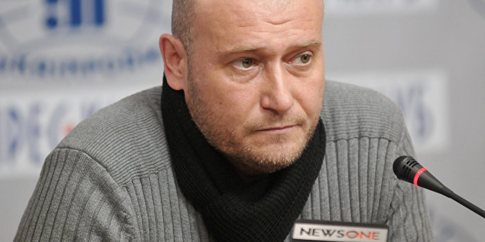 Ярош подтвердил наличие оружия на Майдане