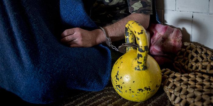 Пленные украинских силовиков свидетельствуют о фабриках пыток