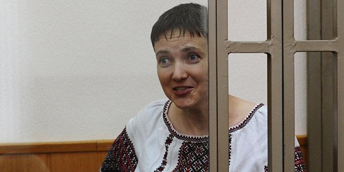 Фейгин: Савченко отправят отбывать наказание в Киев