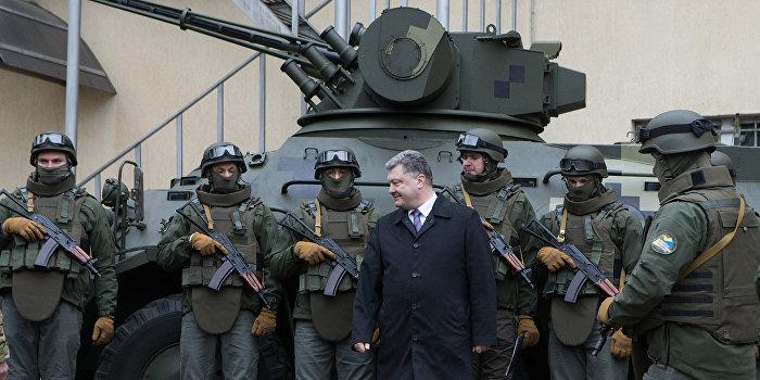 Небоженко: Олигарх Порошенко борется с олигархом Коломойским с помощью силовиков