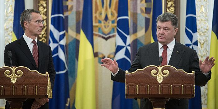 Украина не готова вступить в НАТО