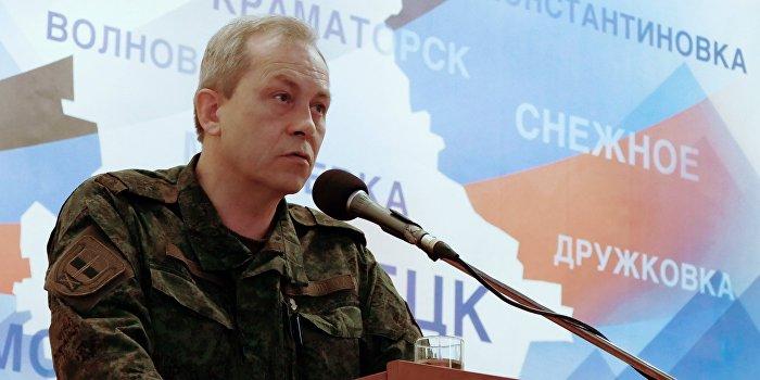 Басурин: Атака ВСУ под Ясиноватой завершилась провалом и массовой гибелью солдат