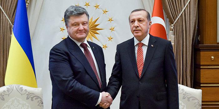 Украина – Турция: Порошенко поступает как гетман Дорошенко