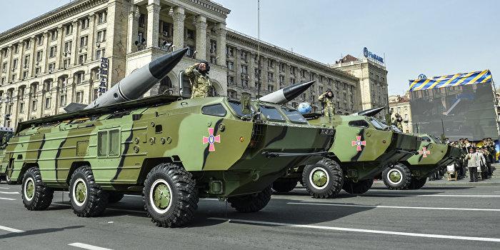 Генштаб Украины похвастался ракетными войсками