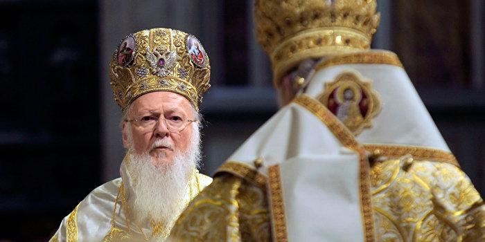 Константинополь не будет вмешиваться в церковные дела на Украине