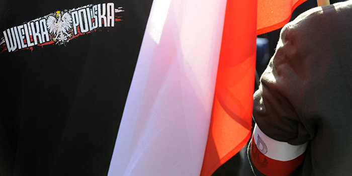 Лилия Мошечкова: Если Украина хочет войти в Евросоюз - должна отдать земли Польше