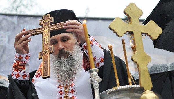 УПЦ призвала к миру между православными и греко-католиками на Украине