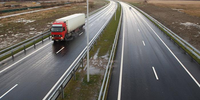Европа строит новую автомагистраль в обход Украины