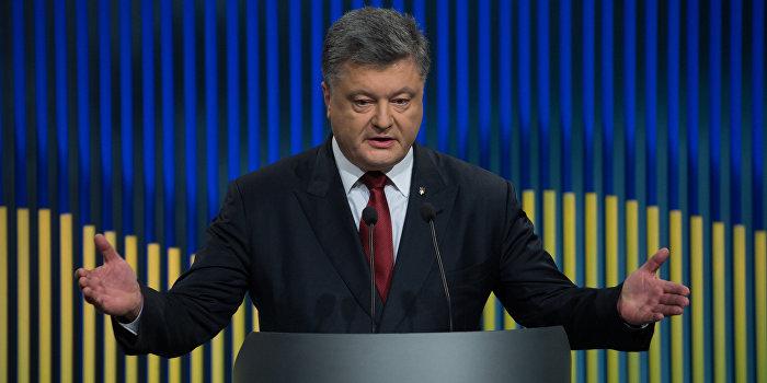 СМИ: Порошенко надумал провести референдум об автономии ДНР и ЛНР