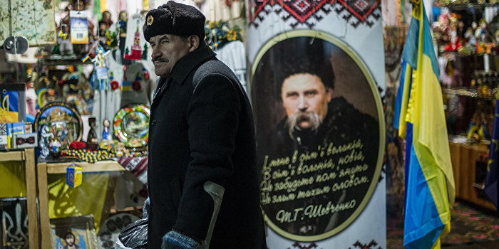 На Украине декоммунизировали Шевченко